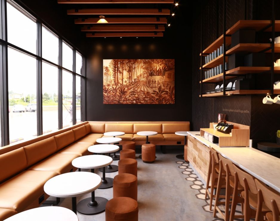 2c1a2677f2 Starbucks enters its 74th global market with a new store in San Fernando on  the island of Trinidad.