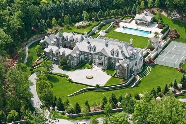 An American Masterpiece For Sale, In Alpine, New Jersey $56,000,000