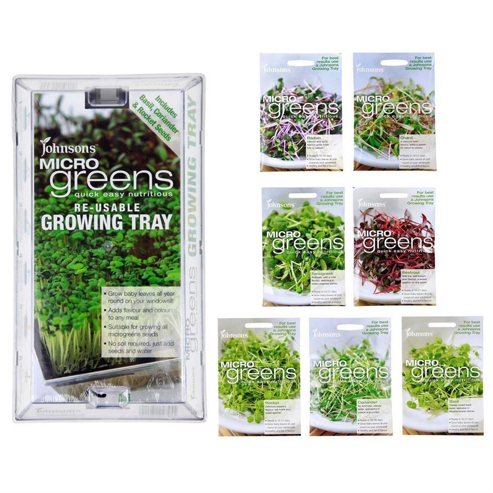 microgreen packaging ideas Bing in 2020 Seeds