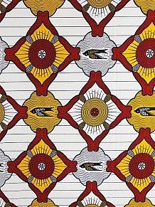 Empire Textiles African Wax Prints - Premium Holland Wax Premium Hollandais PRICE - £16.00