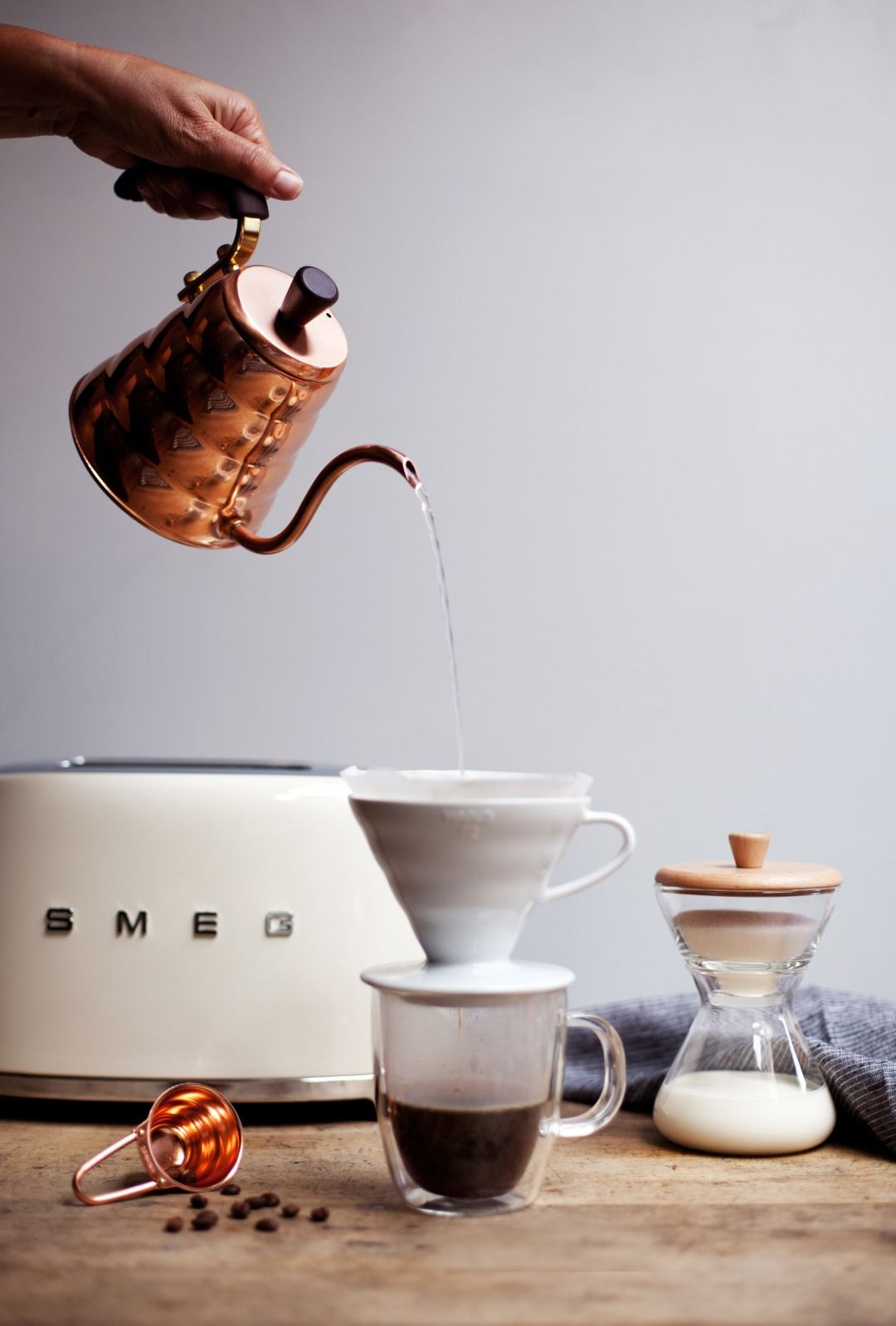 The Perfect Pour Over Coffee Recipe