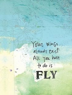 Quote About Flying : quote, about, flying, Sherry, Remillard, Inspiring, Quotes, Inspirational, Quotes,, Words,, Words