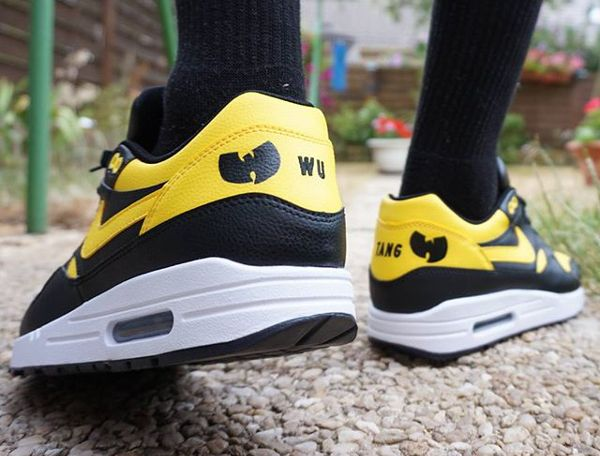 Nike Air Max 1 x Wu Tang post image