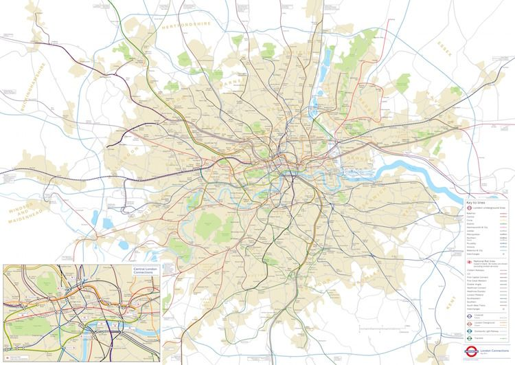 Inquisitive Man Receives ficial Geographically Accurate London