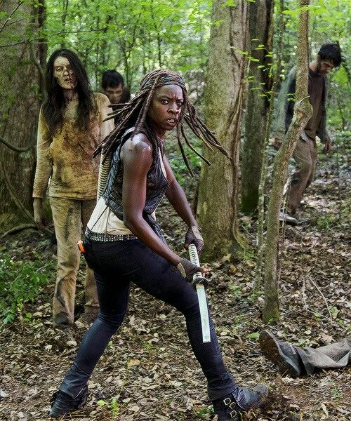 Michonne 6x3 http://dailytwdcast.tumblr.com/