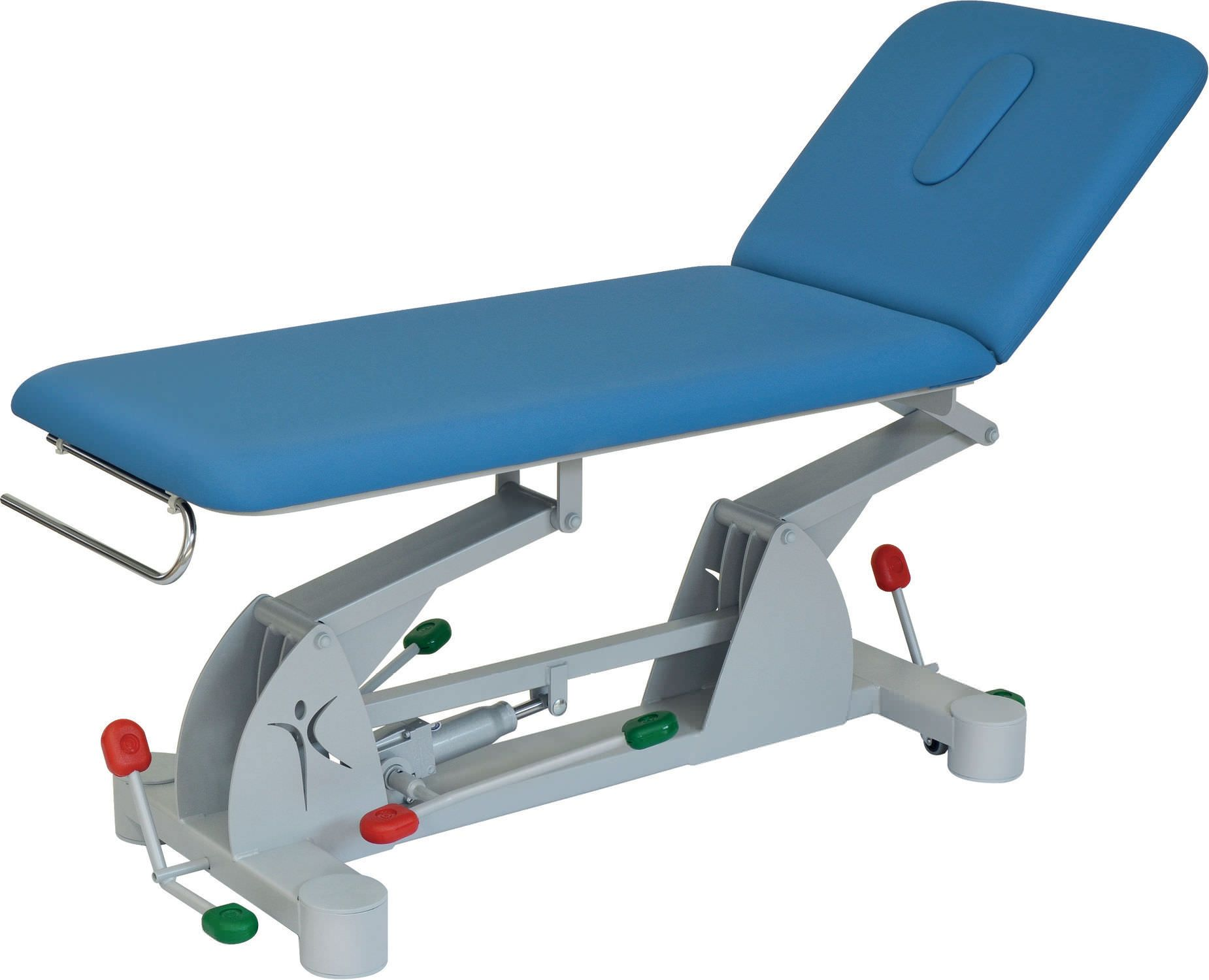 Hydraulic Massage Table Height Adjustable 2 Section 14900