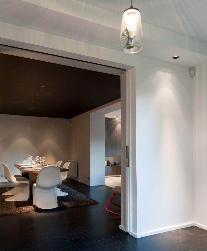 Extension maison contemporaine / aménagement design / Salle à manger