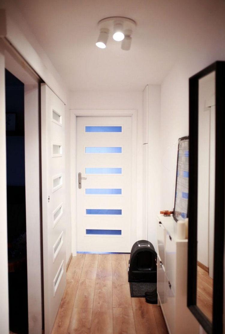 Jak Urządzić Wąski Korytarz W Bloku Małe Mieszkanie W