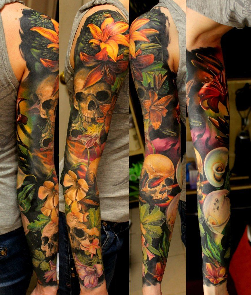 Tattoo pinterest cols - Tatouage cavalera ...