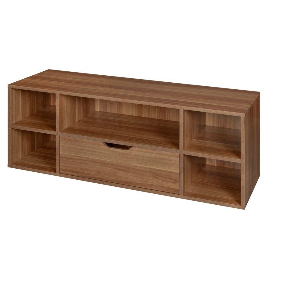 Luxury Cherry Wood Tv Cabinet
