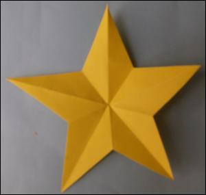 style unique achat authentique qualité-supérieure Etoile de NOEL fabriquer une étoile de Noël en papier étoile ...