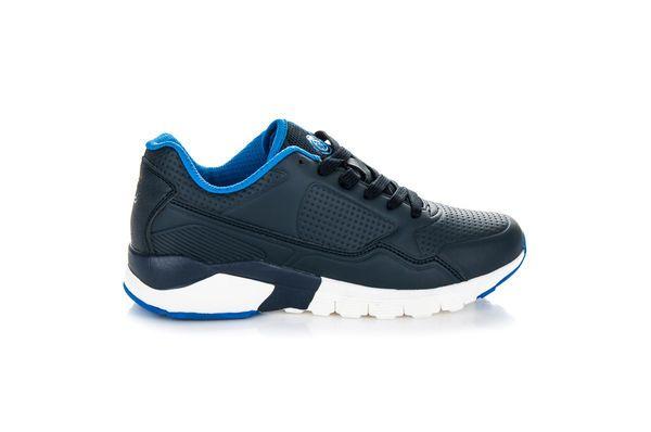 Ax Boxing Buty Sportowe niebieskie   Sneakers, Sneakers nike
