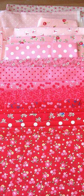 Pam Kitty fabric line