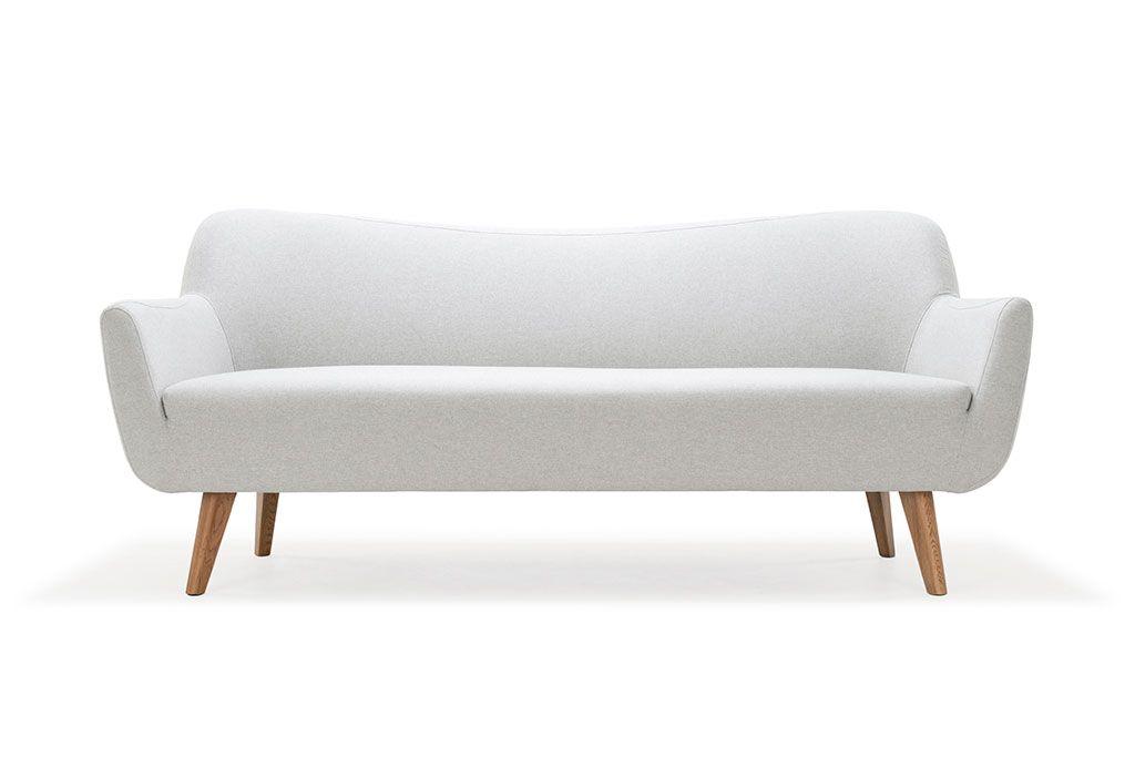 Norma 3 Seater Sofa Sunday Light Grey Smoked Oak Legs Italian Sofa Designs Online Furniture Furniture