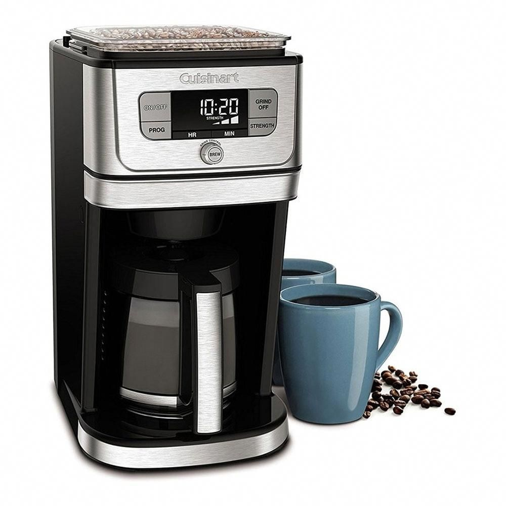 Cuisinart grind u brew cup automatic coffee maker