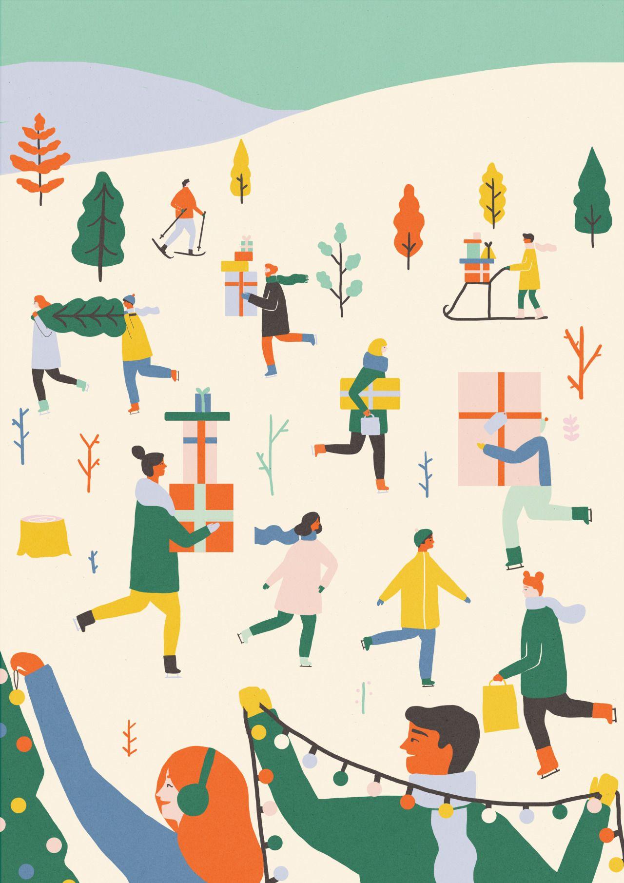 Naomi Wilkinson Illustration in 2018 Pinterest