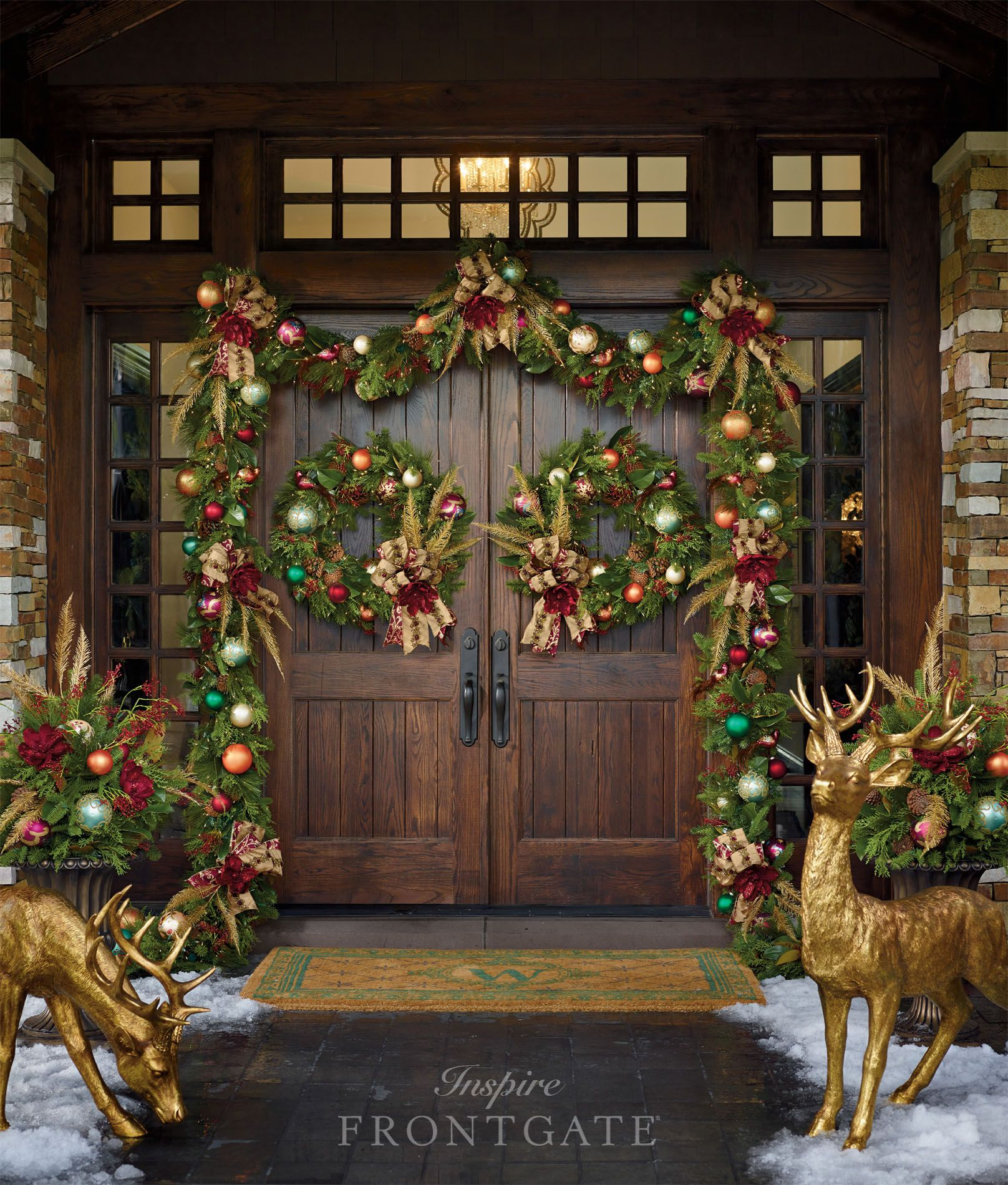 This year I will greet them at the door with a magical glowing