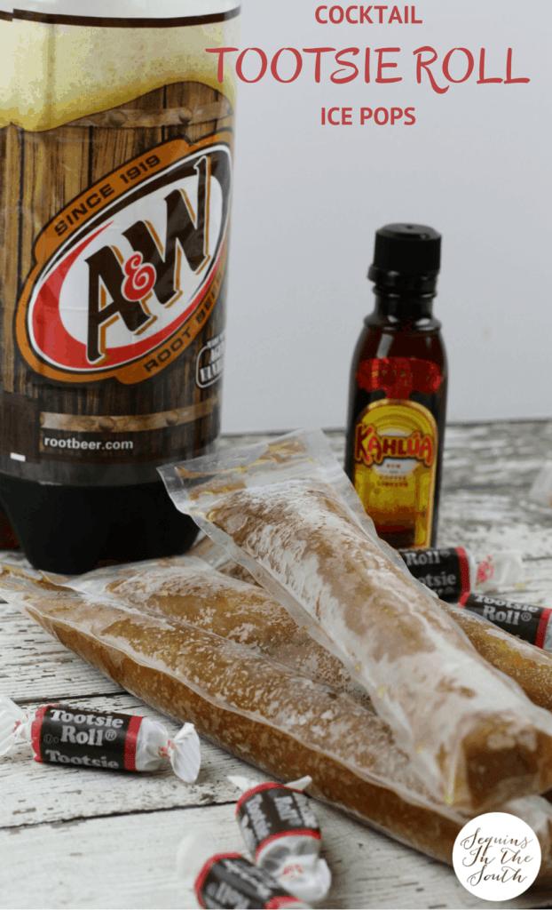 How I Met Your Mother Party on Pinterest  |Root Beer Tootsie Pops