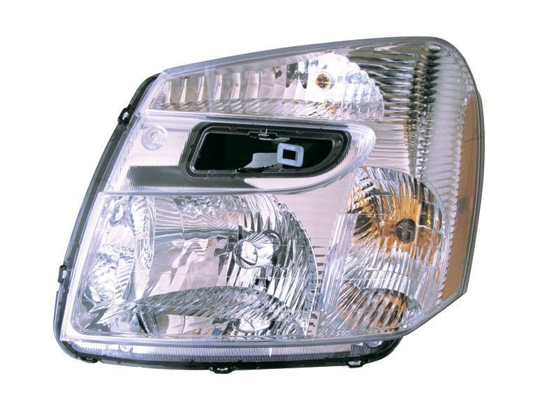 Details About Gm2502254 Headlight Driver Side Left Side Fit 05 09