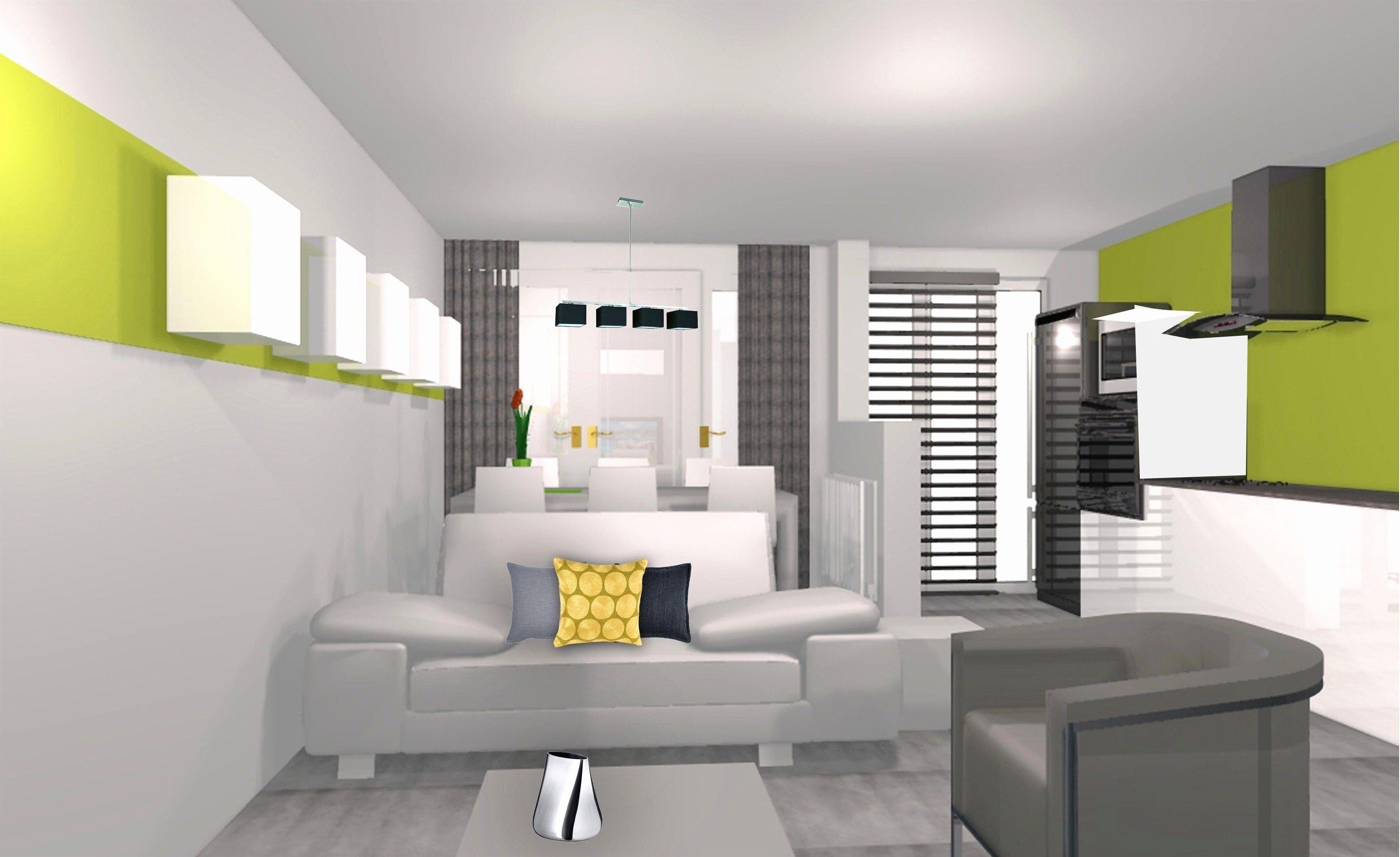 Luxury Amenagement Cuisine Salon 20m2 Idées De Maison