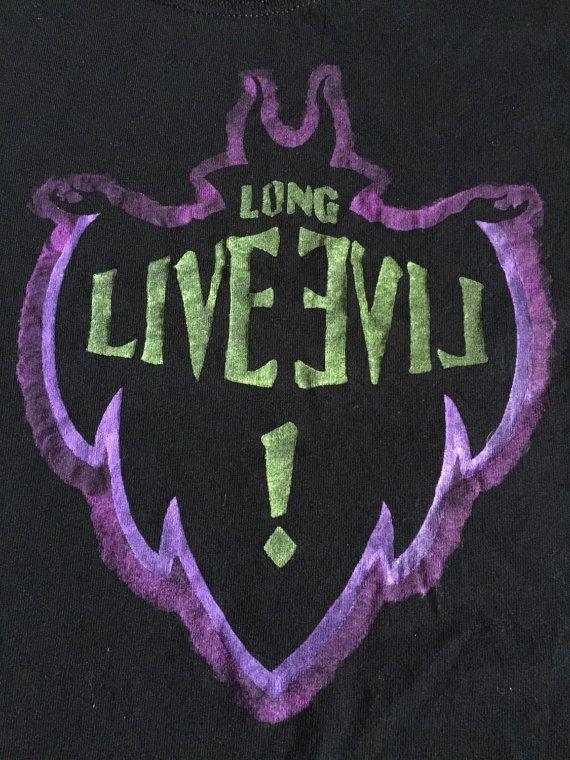 descendants long live evil shirt