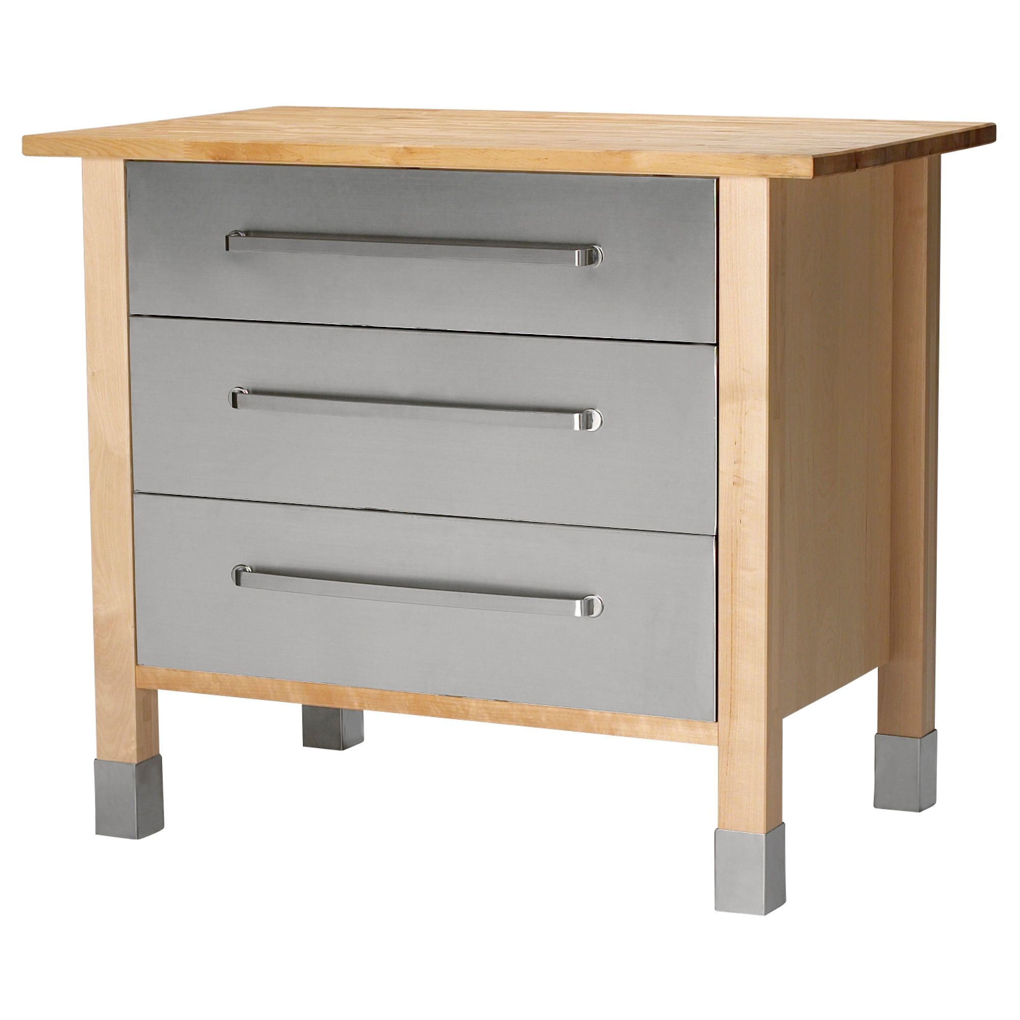 Ikea Värde Kuche VÄrde Drawer Unit Ikea Two Of These With A Plank On Top To