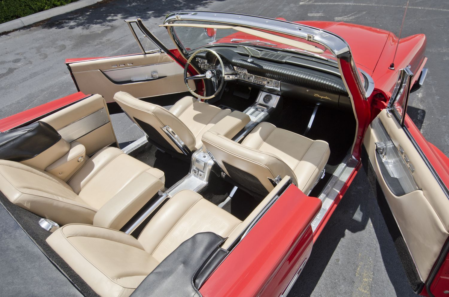 1959 plymouth sport fury interior related keywords - Award Winning Chrysler 300g Tops Verde Museum Sale At 130