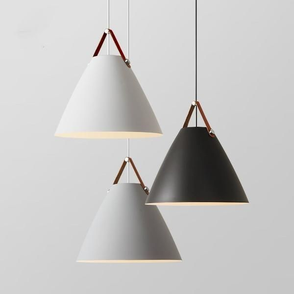 Opi - minimal pendant light #pendantlighting