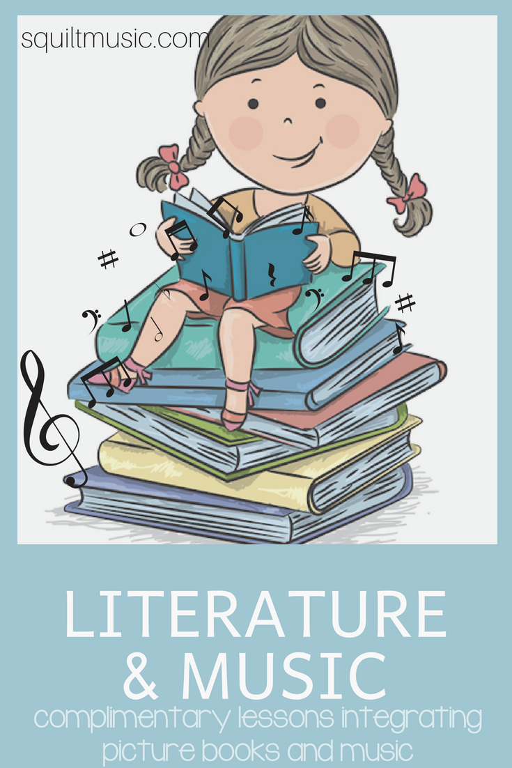 Plimentary Lessons With Picture Books & Music