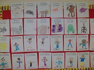 Quick As A Cricket Class Book Class Books Preschool Cute Writing