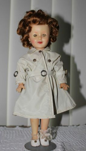 Vinyl Ideal Shirley Temple Doll St 12 Ebay I Ve Still Got Some Handmade Clothes That My Nonna S Best Friend And Seamstr Handmade Clothes Dolls Shirley Temple