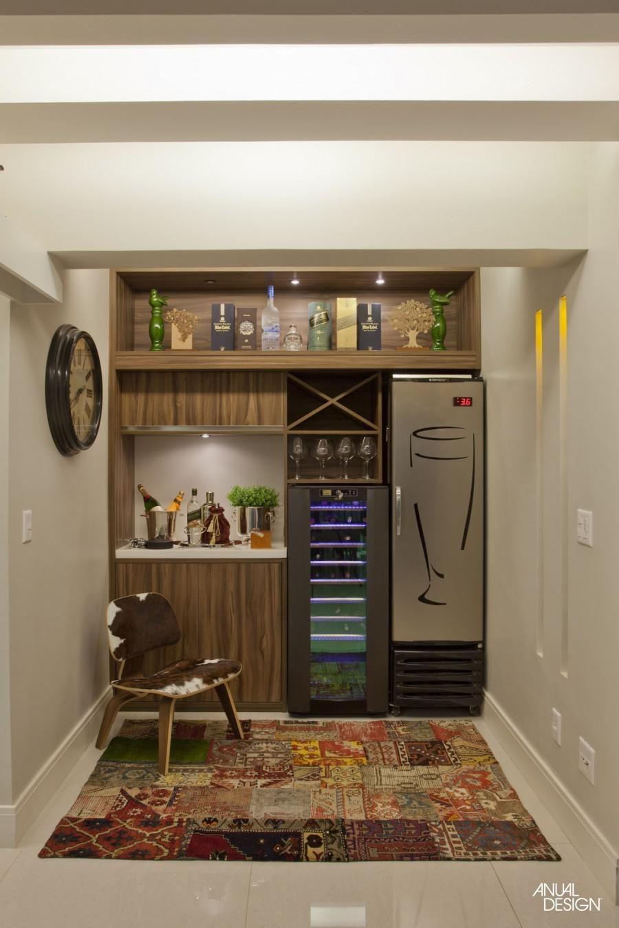 Apartamento Integrado Na Asa Sul Anual Design Bras Lia Casa Nova