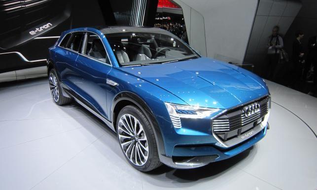 Przelomowe Audi Stworzone Przez Polaka Trafi Do Produkcji Konkurencja Bedzie Kopiowac Audi E Tron Audi Bmw Car