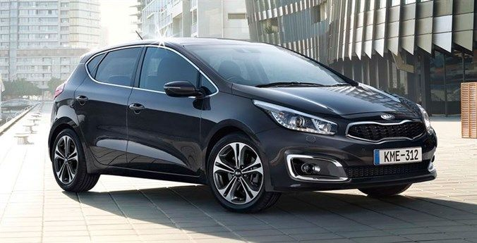 Kia Ceed Gt New Kia Ceed Gt For Sale From Jennings Kia Ceed