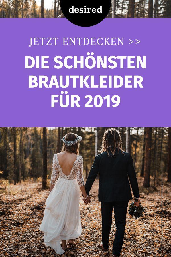 11 Brautkleider Trends Fur 2019 Zum Verlieben Hochzeit Deko