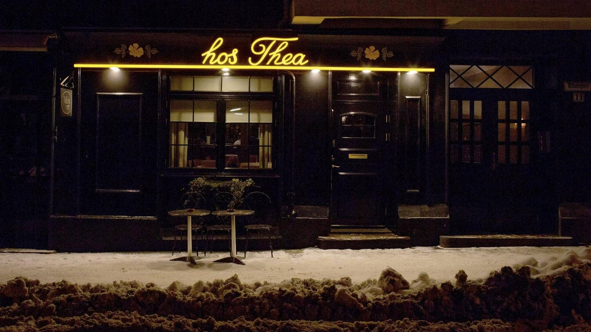 Hos Thea, Skillebekk — Restaurantguiden fra Osloby