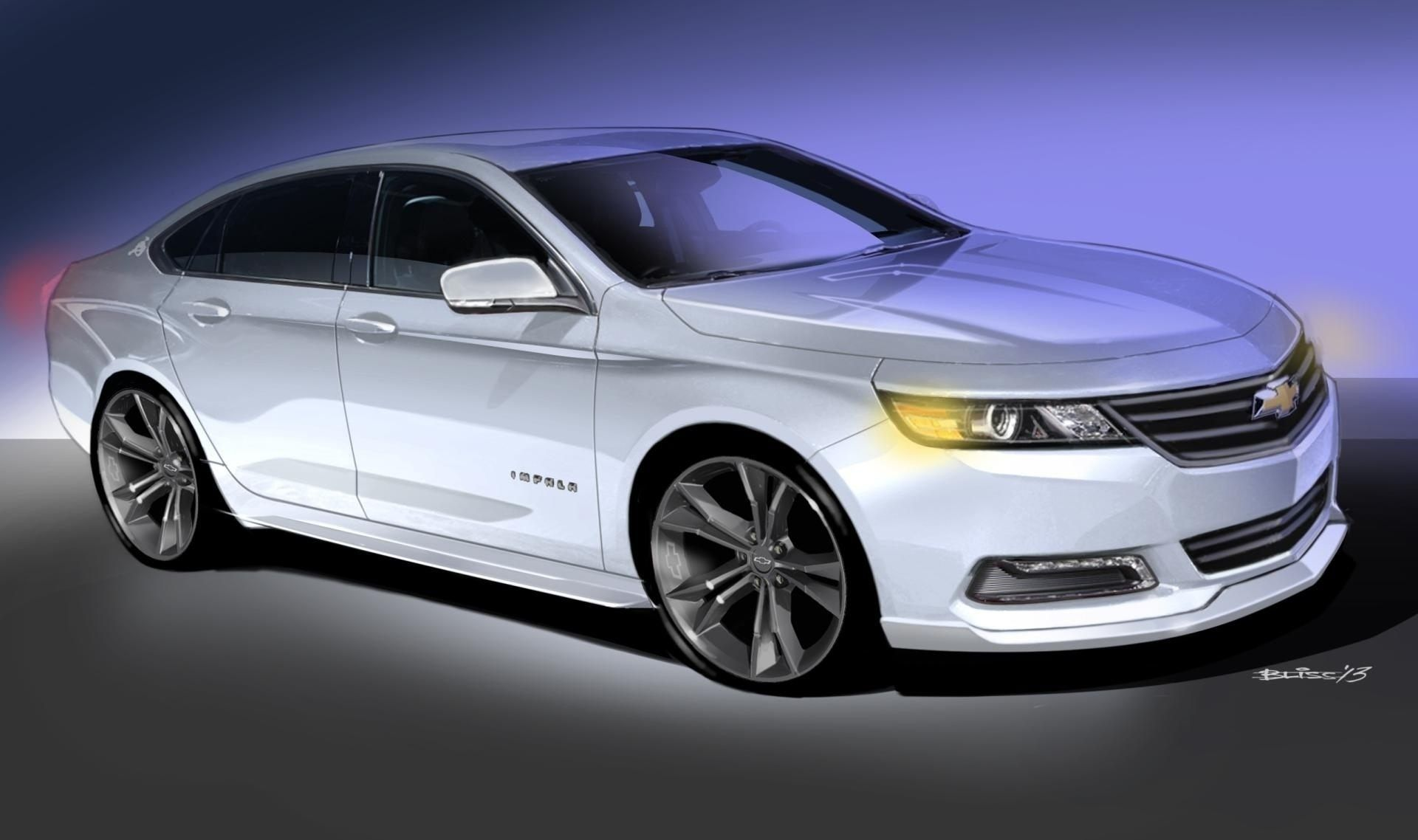 2019 Impala Ltz Price And Release Date Impala Ltz Chevy Impala