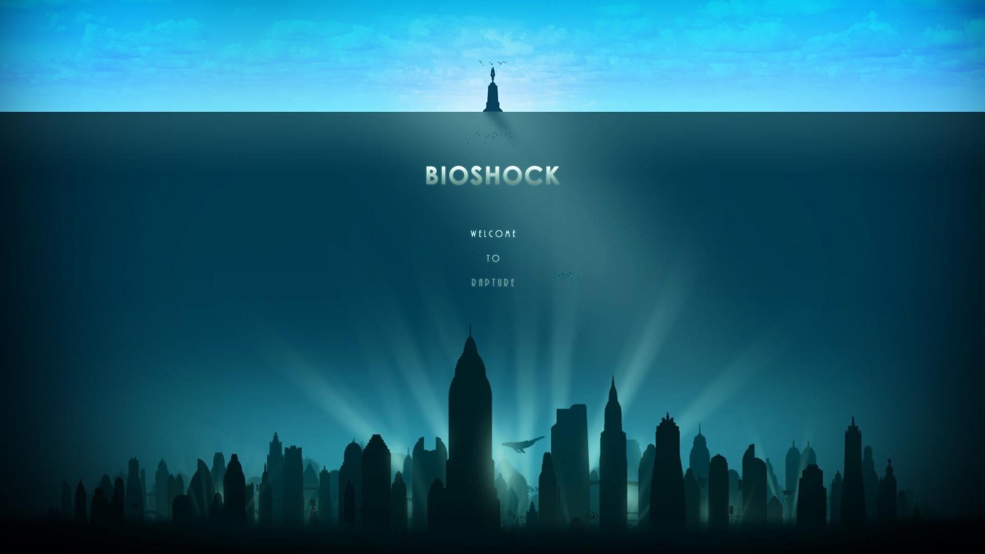 Bioshock Wallpaper 4k Bioshock Art Bioshock Bioshock Rapture