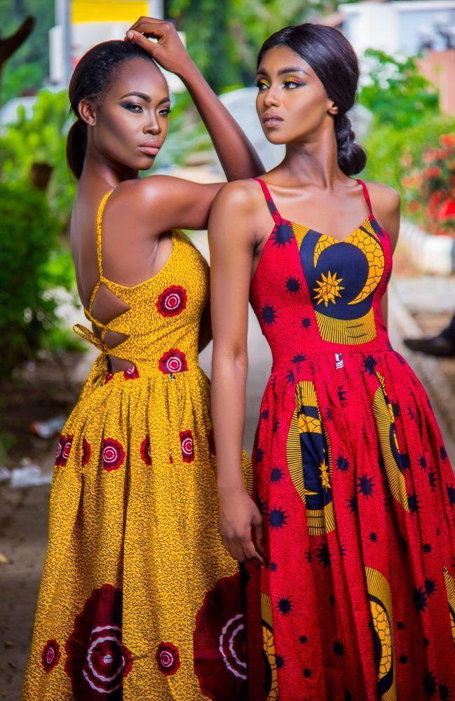 african dresses ankara styles ladies designs attire latest wear prints newankarastyles ng