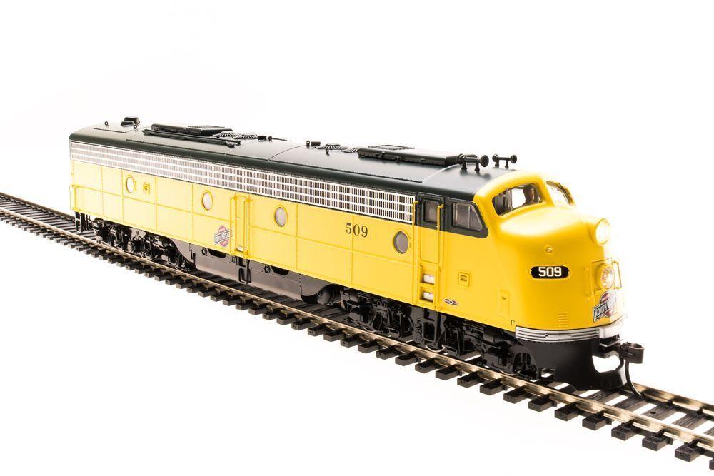 Broadway Limited HO C&NW EMD E8A #510 Diesel Locomotive