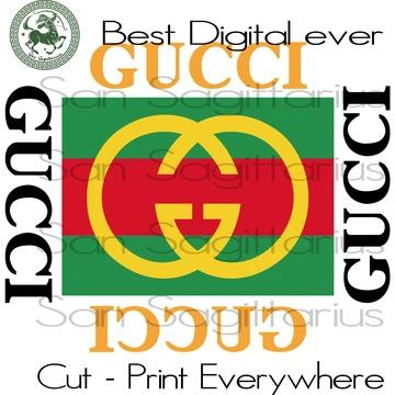 Gucci Logo Svg Gucci Svg File Gucci T Shirt Vin Vozeli Com