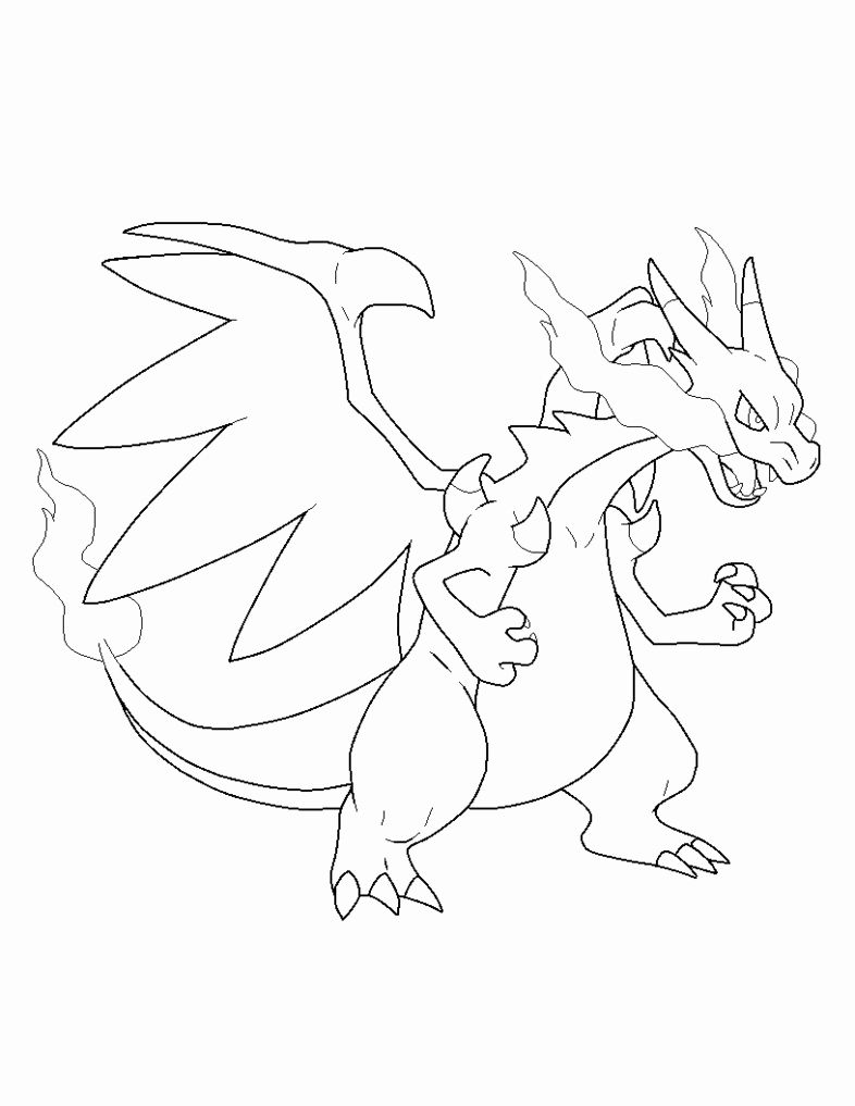 Mega Charizard X Coloring Page Best Of Mega Charizard X Coloring Page Coloring Home Pokemon Coloring Pages Pokemon Coloring Pokemon Drawings