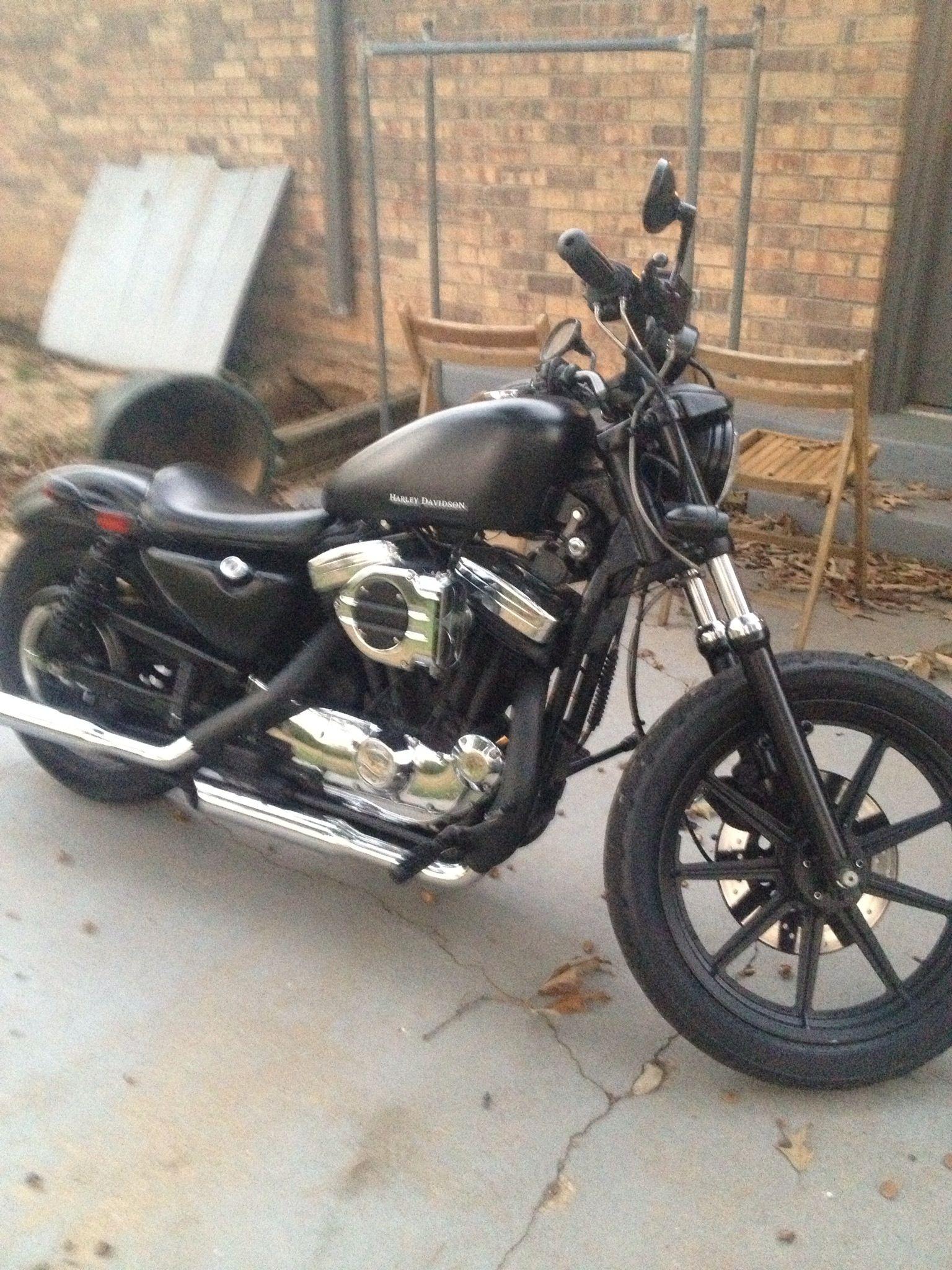 92 HD Sportster 883 Harley Davidson Sporty