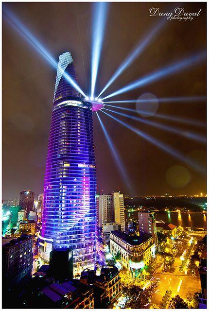 Bitexco Financial Tower, Saigon