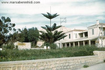 مرسى بن مهيدي صور قديمة لمرسى بن مهيدي ابان الاستعمار الفرنسي Portsay Tourism Photo Plants