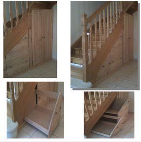 Modele Meuble Chaussures Sous Escalier Sous Escalier Meuble Sous Escalier Amenagement Escalier