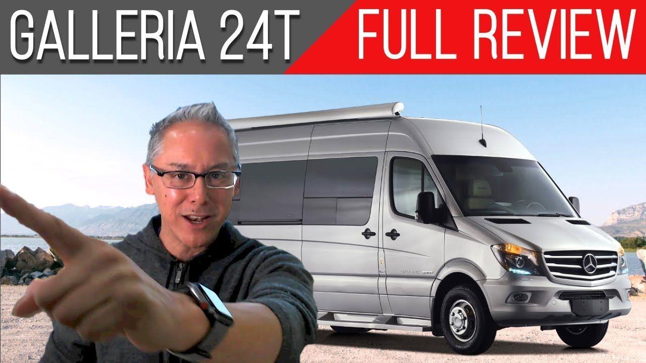 Full review coachmen galleria 24t a 4 season capable