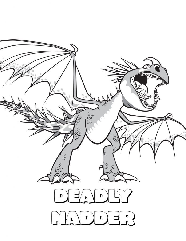 How To Train Your Dragon Coloring Pages Train Coloring Pages