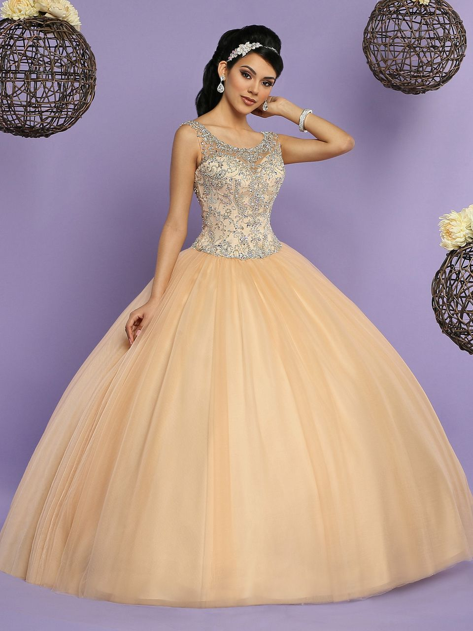 Quinceanera Dress 80365 (With images) Quinceanera