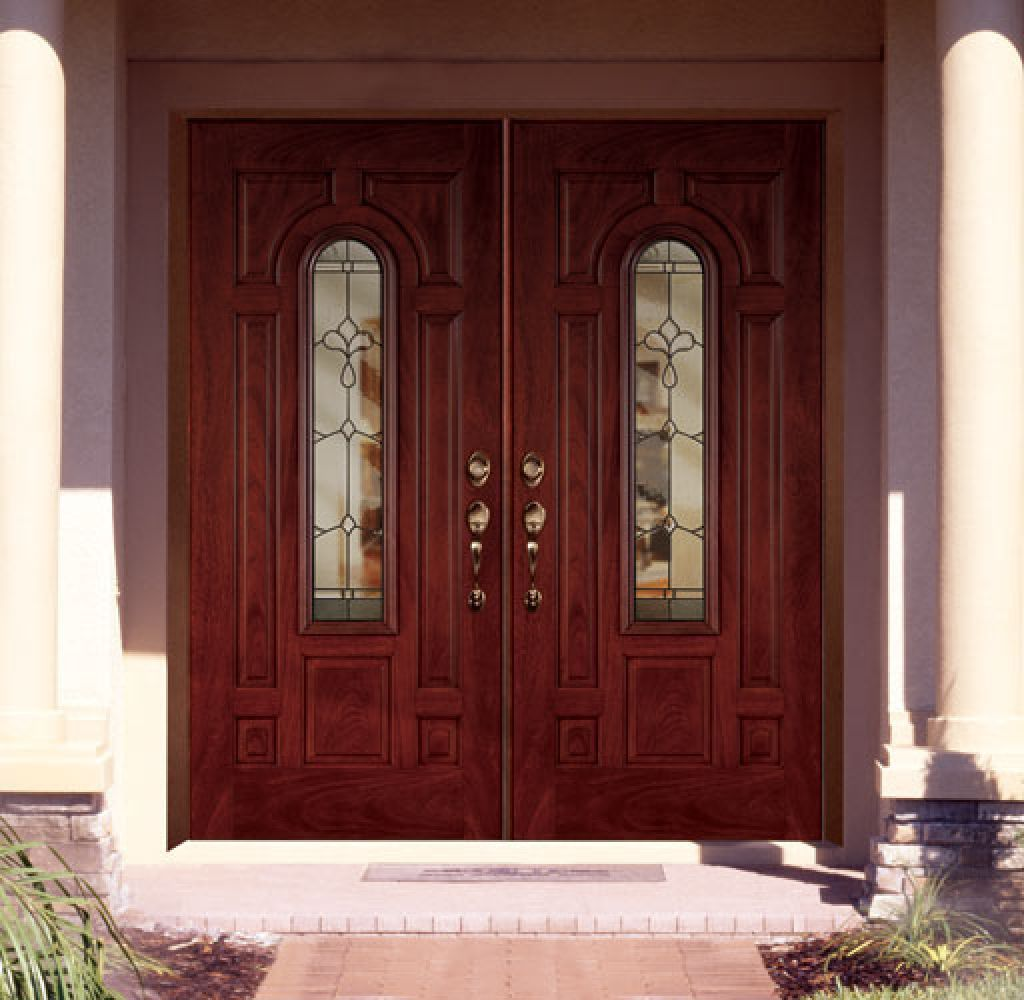 Image Result For Pictures Of Houses With Double Front Doors